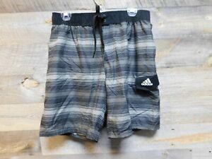 adidas shorts horizontal stripes
