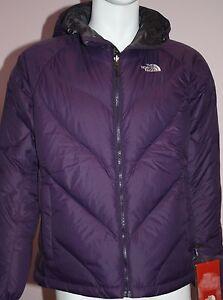 550 Purple Face Size M North Nwt The Jacket Brandi Cherry Down Womens nXwpx0xqB