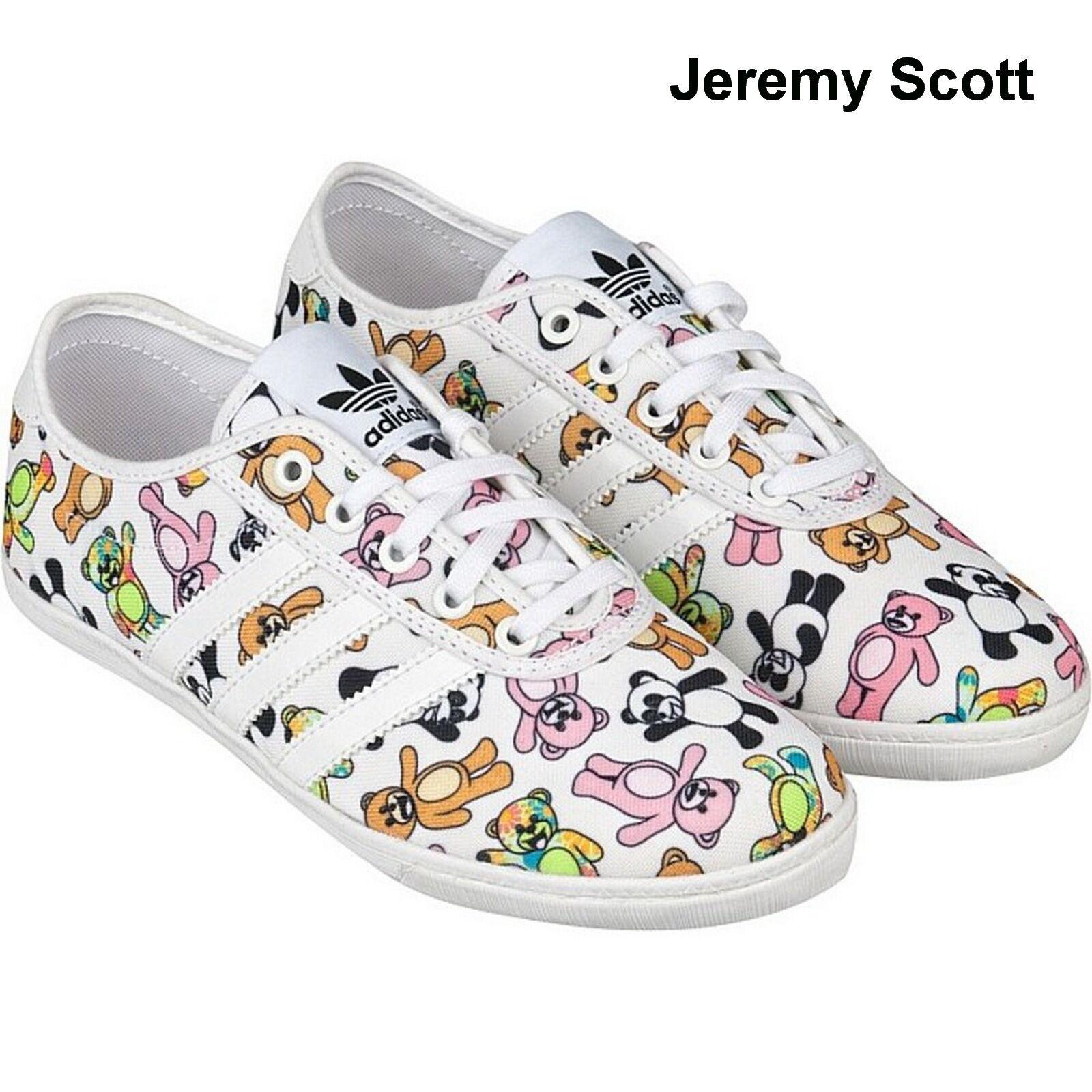 Adidas Jeremy Scott P-Sole Originals Q23665 Casual wild