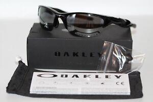 468d5b0a133 Oakley Half Jacket 2.0 POLARIZED Sunglasses OO9144-04 Black W  Black ...