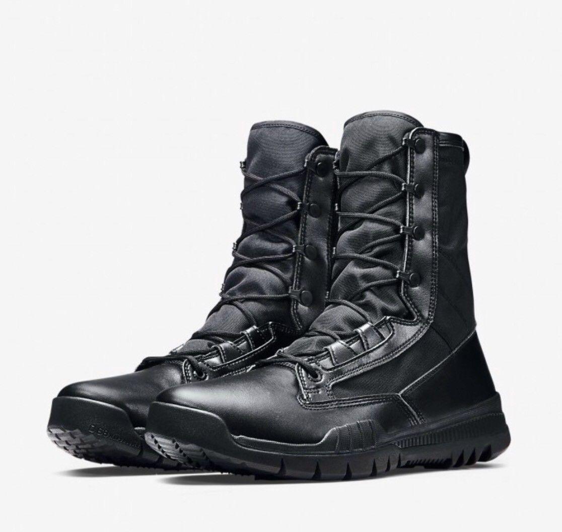 NIB Nike SFB Field 8 Field stivali  nero 61371 090  150 Dimensione 4.5 9.5  80% di sconto