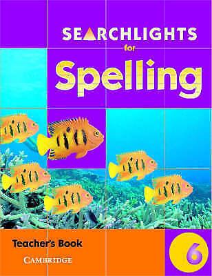 1 of 1 - Searchlights for Spelling Year 6 Teacher's Book, Corbett, Pie, Buckton, Chris, V