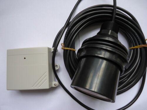 6m//8m//20m//50m large range sealed waterproof ultrasonic//distance sensor arduino