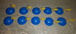 Playmobil-Chapeau-Clown-Avec-Fleur-Jaune