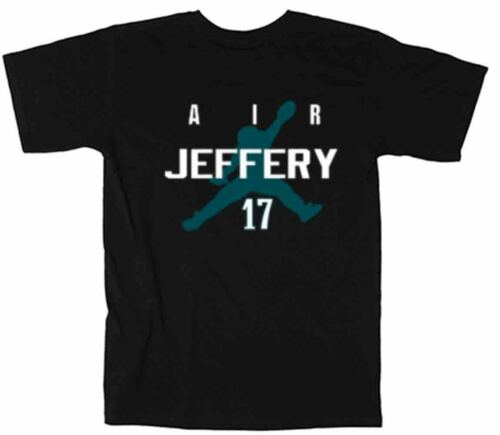 "Alshon Jeffery Philadelphia Eagles /""AIR/"" T-shirt Shirt or Long Sleeve"