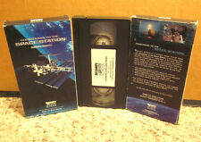 COUNTDOWN TO SPACE STATION educational VHS Discovery Channel manned flight 2000