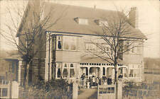 Pool ( near Otley ) posted House. Card by Garner & Lonnergan, Woodsley Rd. Leeds