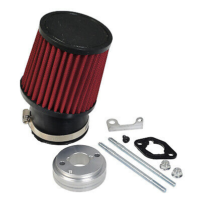 MB165 /& MB200 AlveyTech Air Filter Assembly with Filter Element for Baja Mini Bikes