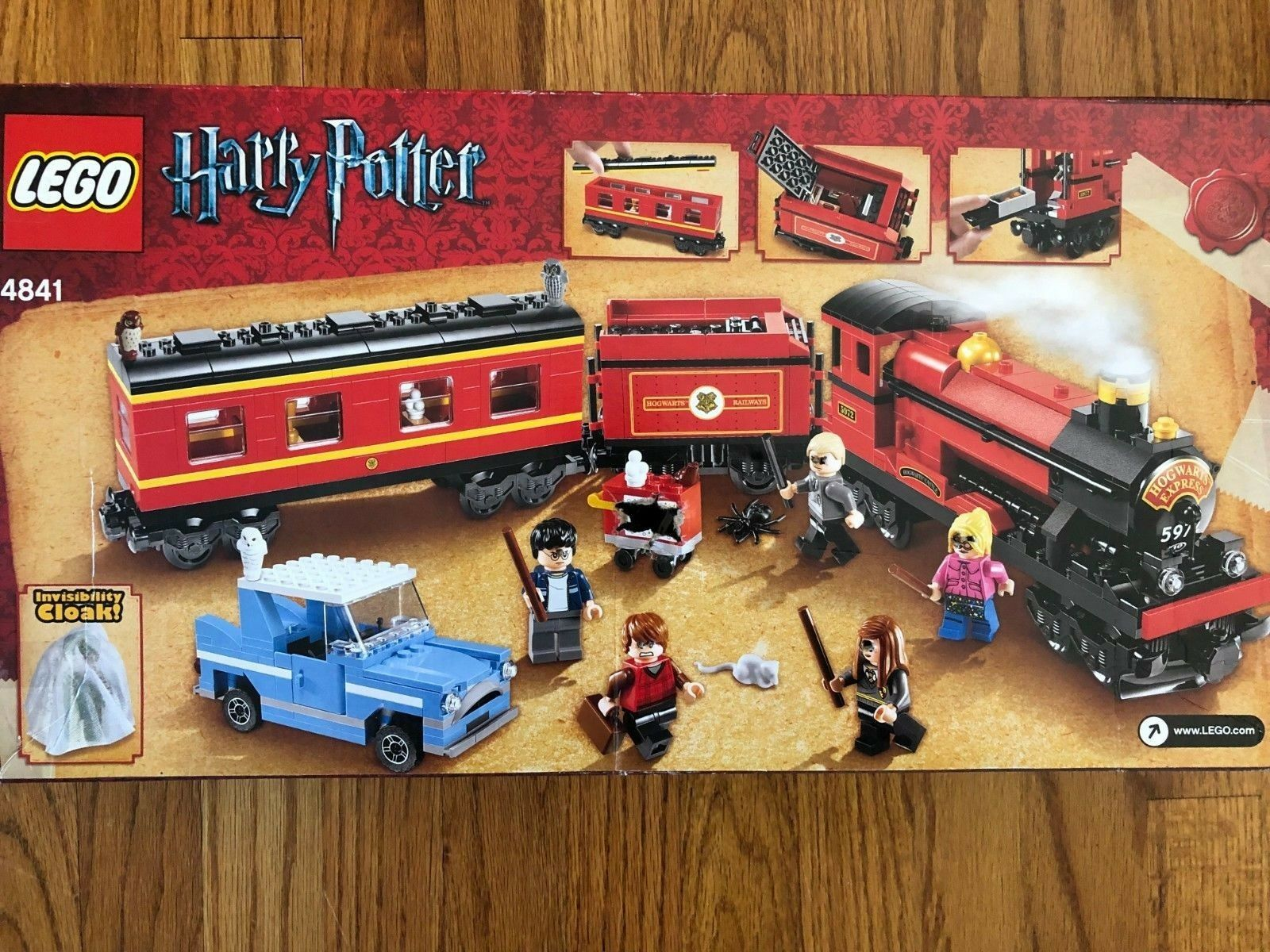 Lego Harry Potter set   4841 Poudlard  Express neuf jamais ouvert  haute qualité