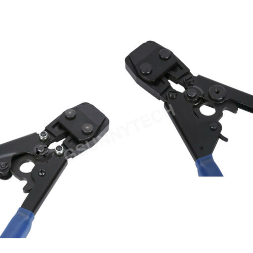 """PEX Cinch Crimp Crimper Crimping TOOL for SS Hose Clamps Sizes from 3//8/"""" to 1/"""""""