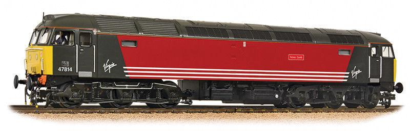 Bachuomon classe classe classe 47 4 47814  Virgin TOTNES CASTLE  32-819 1a537a