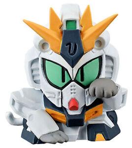 Bandai SD Gundam Figure Ganbare Desktop Gashapon RX-78-2 ZZ Zaku set 5 pcs