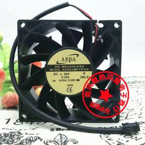90x90x25mm AD0924HX-A72GL 9cm 24V 0.15A 3Wire Inverter Fan