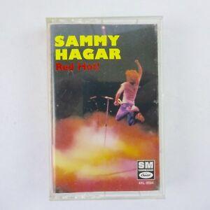 Sammy Hagar Cassette Red Hot