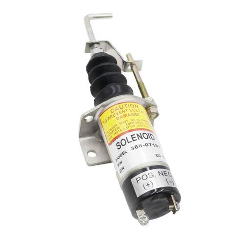Solénoïde de Coupure de Carburant Arrêt D/'électrovanne