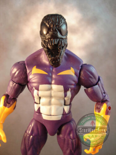 """ML145 Custom Cast head use with 6/"""" Marvel Legends action figures"""