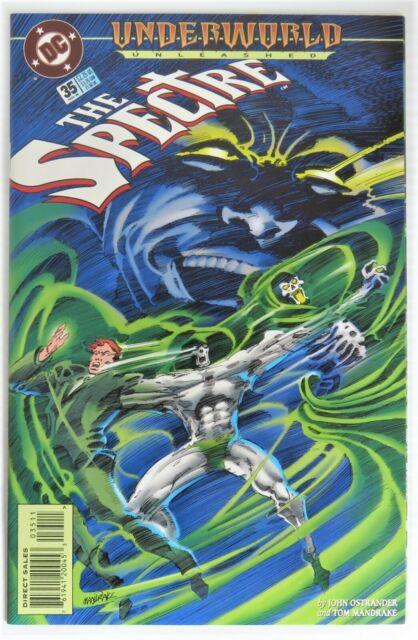 1995 THE SPECTRE #35 - FVF      (INV32145)