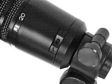 EV RE320 Microphone, MINT w/case FREE SHIPPING - Electro-Voice RE-320 mic