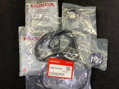NEW GENUINE HONDA S2000 VALVE COVER GASKET SET W// GROMMETS 12040-PCX-305