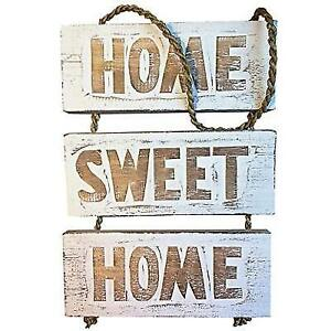 Decorative Signs Home Sweet Wall