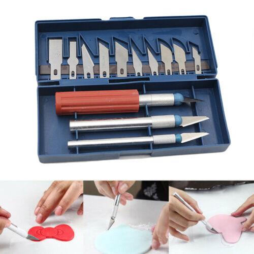13pcs Set Präzision Papier Schneider Schnitzen Gravur Marker Hand Werkzeug Kunst