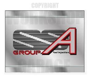 VL-SS-Group-A-Holden-Commodore-Walkinshaw-METAL-LOOK-Stickers