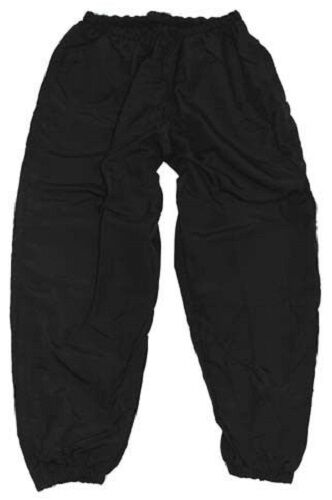US Army Sport pants Training Sporthose Trainingshose lang black Large