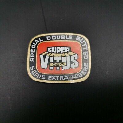 """Sticker de fourche /""""VITUS 980/"""" NOS"""