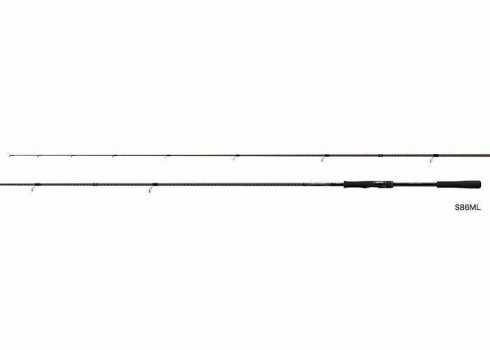Caña Shimano dialuna S86L-S Spinning