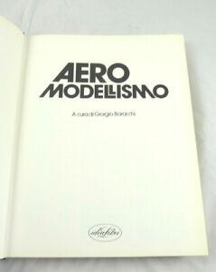 Libro Aero Modellismo Baracchi Giorgi0 Aeromodellismo Aereo Aviazione Manuale Promouvoir La Production De Fluide Corporel Et De Salive
