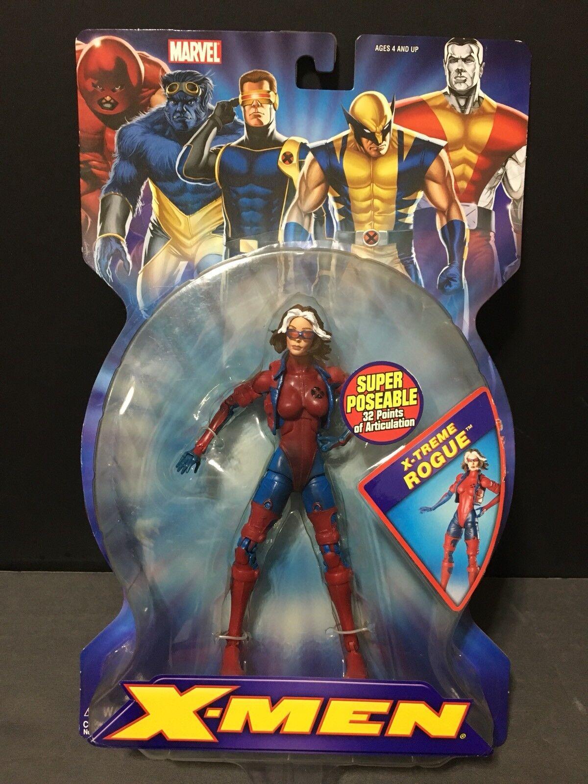 Marvel Legends X-Men Classics X-Treme Rogue -short hair 6