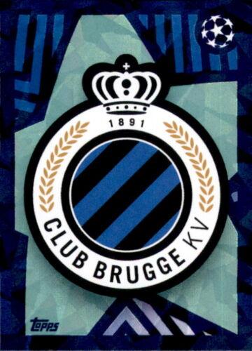 Club Logo Sticker 440 Topps Champions League 18//19