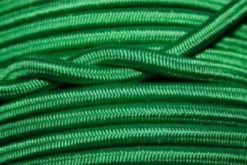 8MM everlasto Bungee Elastico Corda Cordicella Elastica Corda  verde Bottiglia
