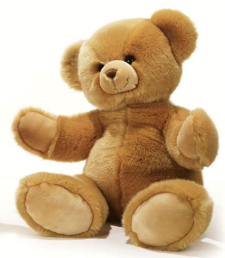 Plush & Company - Peluche Morrys ORSO - H. 62 CM.cod. 15818 Ourson Bear