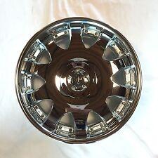 SSR Vienna Kleid 19x7.5 +23 5/114.3 or 5/120 Chrome [One Wheel]