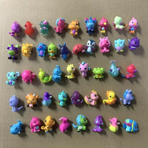 All Different Random 20x HATCHIMALS COLLEGGTIBLES Pets Animals Mini Figure Toy
