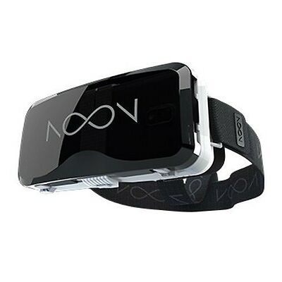 Brand New! Noon VR Headset for Android/ iOS Smartphones [ Black ]