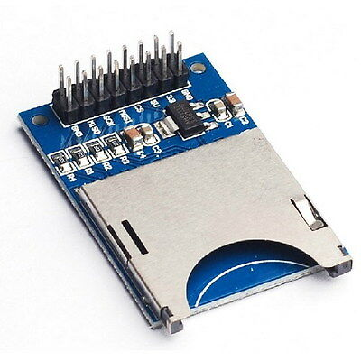 1pcs SD Card Module Slot Socket Reader Read And Write For Arduino ARM MCU Sales