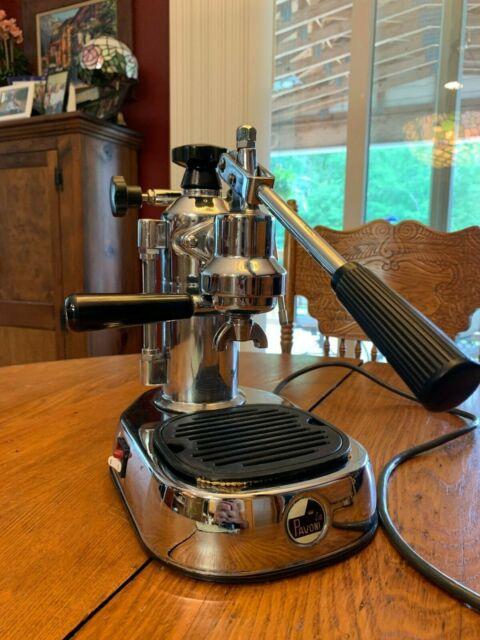 La Pavoni 2nd Gen Europiccola 120V Espresso Machine | eBay