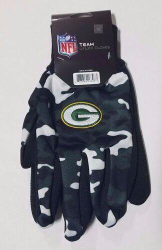 Green Bay Packers Camouflage Sport Nützlichkeit Handschuhe Arbeit Gartenarbeiten