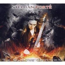 STEPHAN FORTE - THE SHADOWS COMPENDIUM  CD NEU