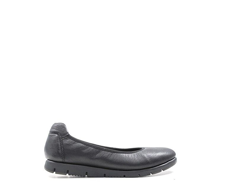 chaussures AEROSOLES femmes Ballerine  noir Pelle naturale,Tessuto FASTTRACK-GOAT