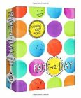 Face-a-day Journal DOODLE Your Mood by Potter Style 9780770433352