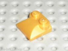 LEGO Indiana Jones PearlLtGold slope brick 47457 / Set 7621 & 6243