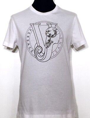 VERSACE JEANS T-Shirt Herren schwarz gold black gold M L XL XXL NEU mit Etikett!