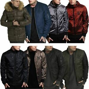Sik-Silk-Jackets-amp-Coats-Assorted-Styles