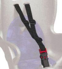 Hamax Sicherheitsgurt schwarz für Kiss + Sleepy Fahrrad Kindersitz NEU