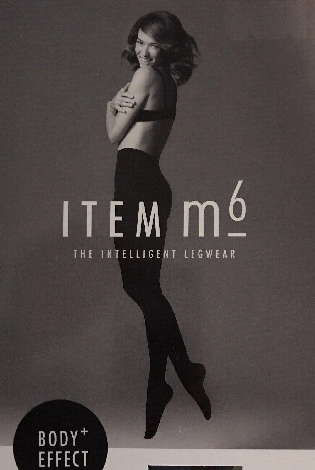 ITEM m6 Women's Tights Opaque  Body + Effect Medi compression FD1HU - 07