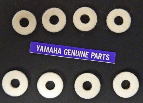 Set Ventilfilze YEP 321 passend für Yamaha Euphonium original Ersatzteil