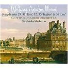 Wolfgang Amadeus Mozart - Mozart: Symphonies Nos. 29, 31, 32, 35 & 36 (2010)